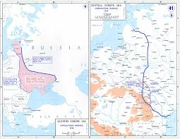 Blank Physical Map Of Russia by 40 Maps That Explain World War I Vox Com