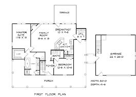 Garage Depth Manchester House Plans Floor Plans Blueprints Home Building