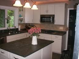 Glass Subway Tile Backsplash Kitchen Kitchen Excellent White Kitchen Decoration Using White Wood Glass