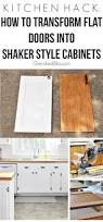 How To Measure Kitchen Cabinet Doors Kitchen Hack Diy Shaker Style Cabinets Shaker Style Cabinets