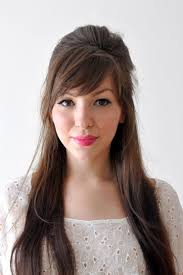 new long hairstyles with bangs hair style and color for woman