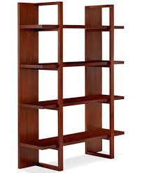 Open Home Office Battery Park Home Office Open Bookcase Furniture Macy U0027s