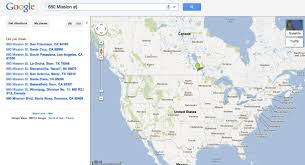 Google Maps Los Angeles by Geocoding How Does The Google Geocoder Work Stack Overflow
