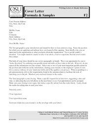 Resume Cover Letter Examples Sample Retail Cover Letter Cover Letter Examples Writing A