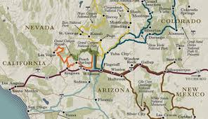 North Las Vegas Map by 7 Best Road Trips To The Grand Canyon With Itineraries My Grand