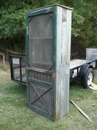 old screen door furniture cabinet salvage upcycle recycle