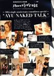 Ayumi Hamasaki Gets Naked In ViVi Magazine, Set To Release Two