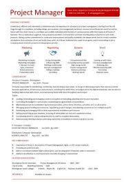 Construction Project Coordinator Resume Sample by Best 25 Project Manager Resume Ideas On Pinterest Project