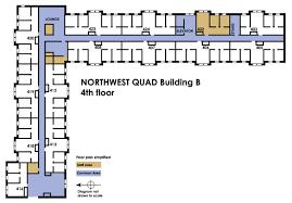 Laundromat Floor Plan University Housing Campus Communities Northwest Quad Information