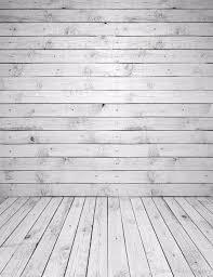 2017 vinyl photography backdrop wood wall floor vintage white