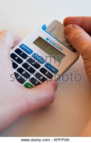 Barclays Credit Card Business A Barclays Business Visa Credit Card Stock Photo Royalty Free