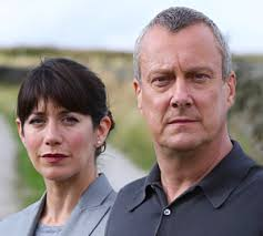 Caroline Catz & Stephen Tompkinson in DCI Banks. DCI Banks is back on the case when a child goes missing, but there's a new look to his team for the third ... - caroline_catz_stephen_tompkinson