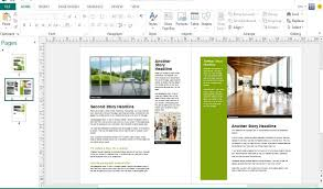 Home Design Suite 2016 Review Open Source Alternative To Microsoft Publisher Open Source