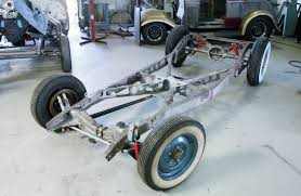 Old Ford Truck Model Kits - bringing a 1940 ford pickup truck chassis back to life rod