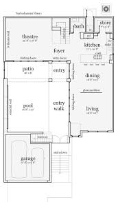 246 best houseplans images on pinterest modern house plans