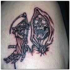 reaper tattoos