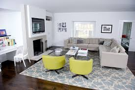 Home Office Design In Family Room Home Design - Family room office