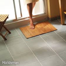 what does it cost to install hardwood floors how to install cork tile flooring family handyman