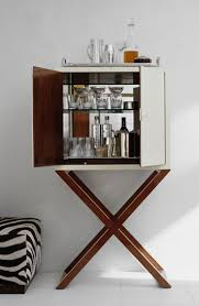 Wine Bar Decorating Ideas Home by Top 25 Best Small Bar Cabinet Ideas On Pinterest Small Bar