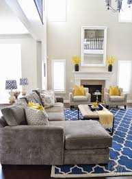 Blue Livingroom Sita Montgomery Interiors Client Project Reveal The Summerwood