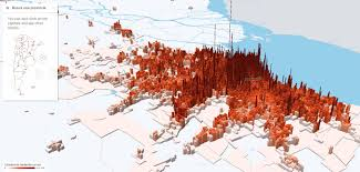 Population Density Map United States by Population Density In Argentina Vivid Maps