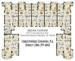aruba condos for sale 3721 s atlantic ave 32118 daytona beach