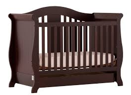 Nadia 3 In 1 Convertible Crib by Espresso Baby Crib Baby Crib Design Inspiration
