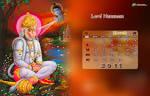 Wallpapers Backgrounds - Download Shiv Shankar Hanuman Hindu God Wallpaper