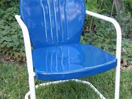 Spray Painting Metal Patio Furniture - patio 58 metal patio chairs metal patio table and chairs set