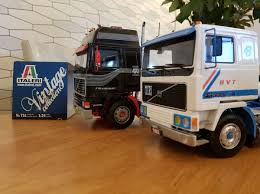 volvo truck models italeri model kits on twitter