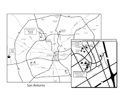 San Antonio Texas Map Site Index The University Of Texas Health Science Center At San