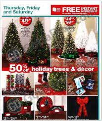 black friday christmas tree deals kmart u0027s black friday ad