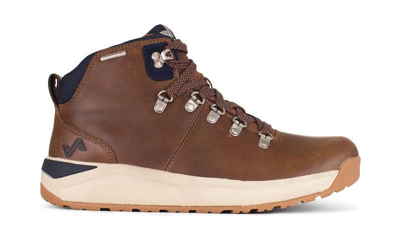 Forsake Halden Hiking Boots Tan/Navy Medium 11 MFW19W2110