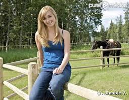 série sur les chevaux.