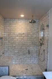 bathroom shower subway tiles amazing tile grey tile and subway
