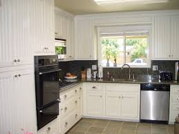 kitchen cabinet white beadboard kitchen cabinets for top kitchen
