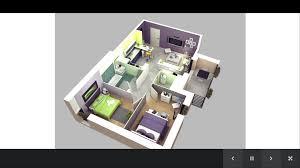 3d studio apartment floor plans small for new homes imanada house
