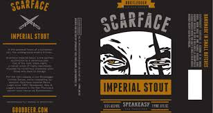Speakeasy Scarface Imperial Stout | Beer Street Journal