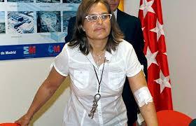 Beatriz Reyes, la superviviente de la tragedia de Barajas, dice ... - 1219745661308