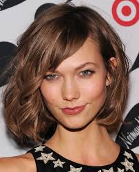 medium length straight hairstyles for round faces medium length haircuts with bangs and layers women hairstyles