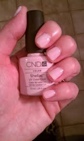 lipgloss break shellac nail polish
