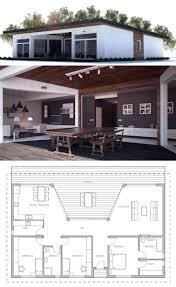 25 best small modern house plans ideas on pinterest modern