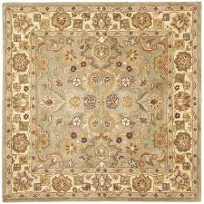 Green And Beige Rug 61 Best Square Rugs Images On Pinterest Square Rugs Area Rugs