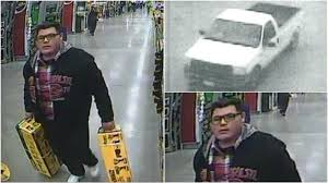 home depot fresno black friday buisness hours caught on camera man accused of stealing from home depot stores