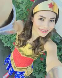 Miranda Cosgrove As Wonder Woman Cosplaygirls