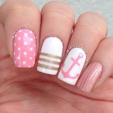 nail art 1922 best nail art designs gallery marine nails sea