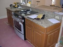 Stove In Kitchen Island 28 Kitchen Island With Stove Ideas Kitchen Island With