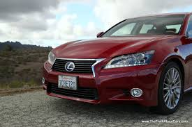 lexus gs mark x review 2014 lexus gs 450h the truth about cars