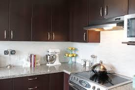 Kitchen Marble Backsplash Our Carrara Marble Backsplash And Kitchen Tour