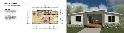 the watkins 1 bedroom granny flat parkwood homes